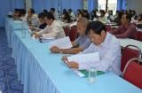 ประชุมชี้แจงคณะกรรมการงานบุญทอดกฐิน ปี 2556