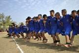 """การแข่งขันกีฬานักเรียนระดับประถมศึกษา """"สพฐ-ฮอนด้า วิ่ง 31 ขา"""" ครั้งที่ 9"""